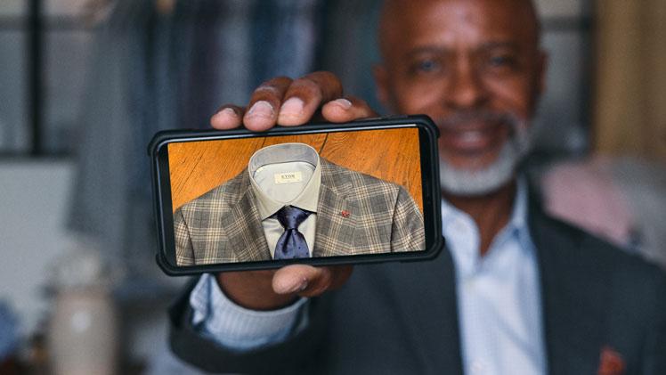 Photo Wardrobing